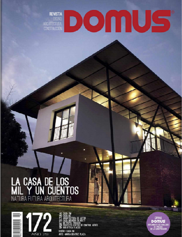 DOMUS (Mexico, Central American and the Caribbean) No. 027-2015