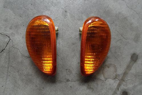 FRECCE ANTERIORI Arancioni   Piaggio Vespa ET4 125/150