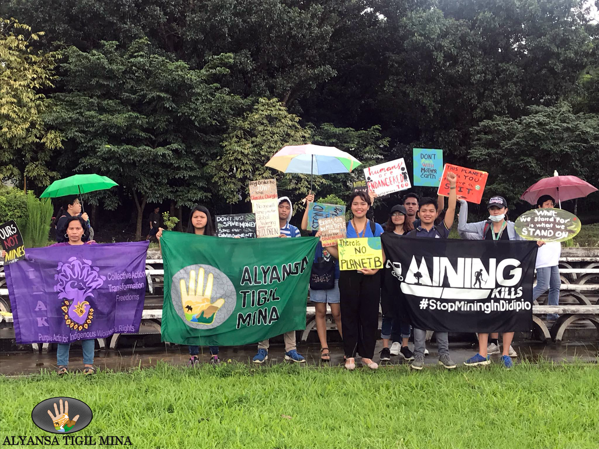 Acibar atm press release: our fight: global climate strike