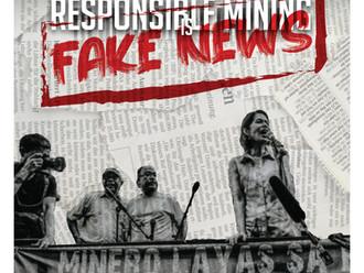 RESPONSIBLE MINING IS FAKE NEWS