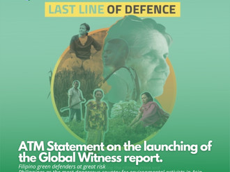 ATM Statement on the launching of the Global Witness report