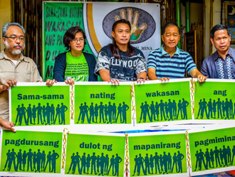 Anti-mining advocates launch fresh bid for alternative mining law