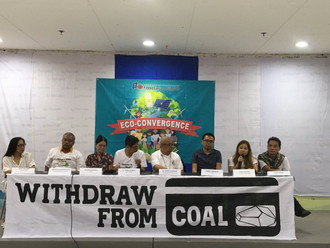 ATM Statement: Withdraw from Coal Campaign