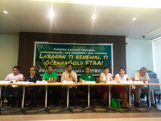 ATM Press Statement: DENR must immediately close Didipio mines in Kasibu, Nueva Vizcaya