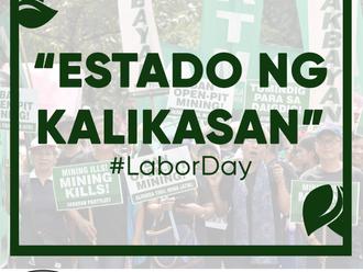 Estado ng Kalikasan – Mayu Uno Virtual Rally – Pagbabahagi ng ATM/Kalipunan