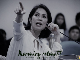ATM Statement on the demise of Ms. Gina Lopez