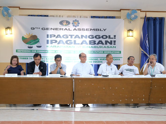 Groups strengthen opposition against OGPI FTAA renewal in Bishops-LGU-Community dialogue in Nueva Vi
