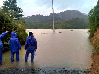 Green groups hit Malacañang order for mine re-negotiations; cite recent floodings