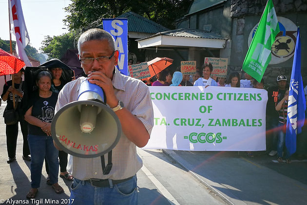 Environmental destruction continues in Zambales due to mining