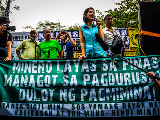 """Group calls rejection of Sec. Gina's appointment a """"disaster"""" for the environment"""