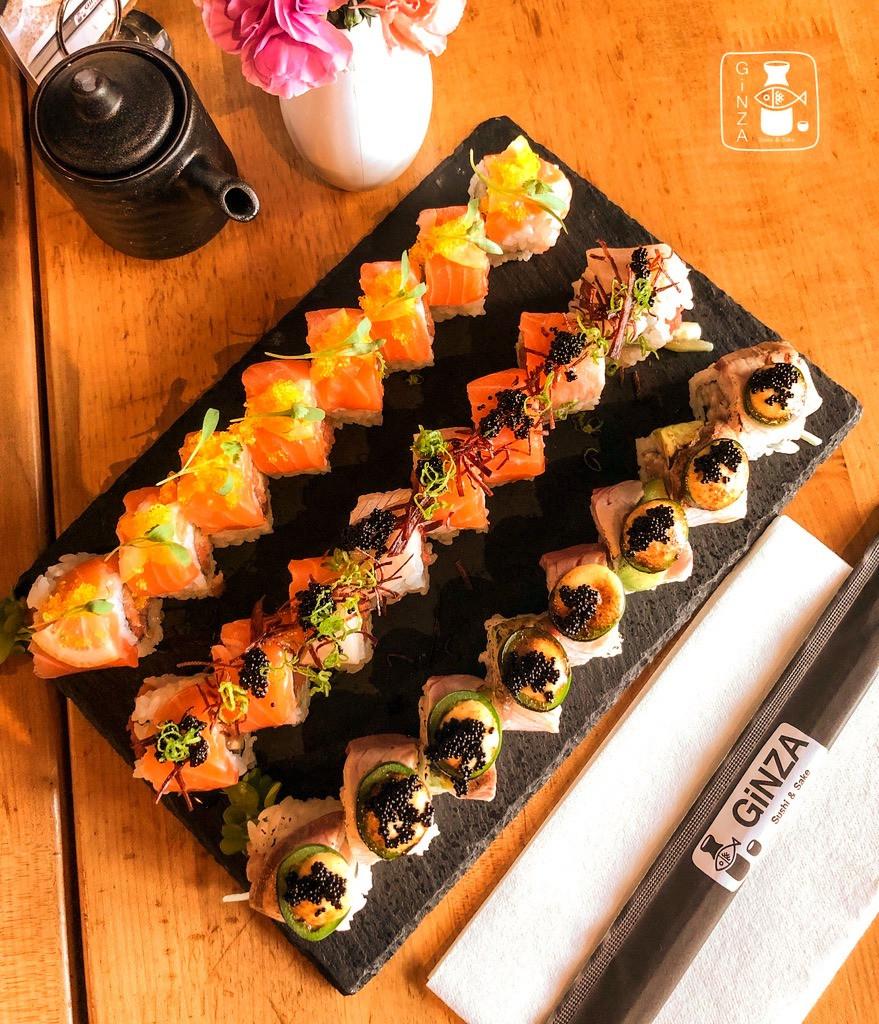 Ginza Popular Rolls
