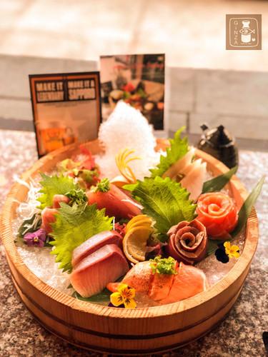 Chef Choice Sashimi