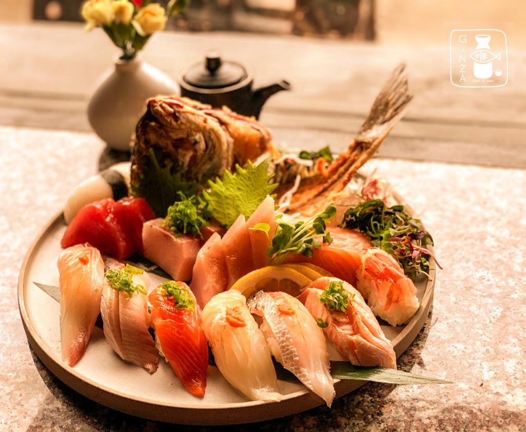 Chef Choice Sushi & Sashimi