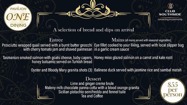 Pavilion One Dining menu with price.jpg