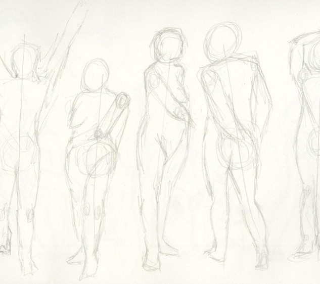 Lide Drawing Poses