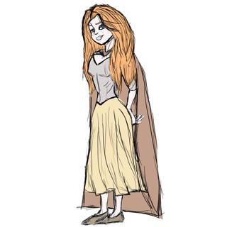 Princess Celia Final Design