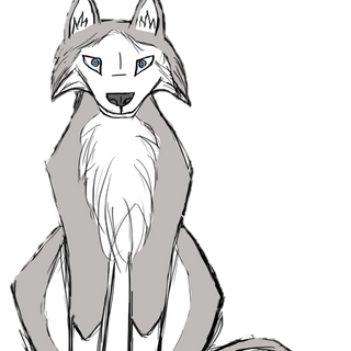 Channon the Wolf Final Design