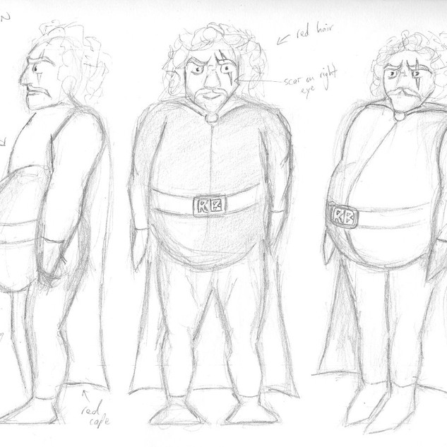 The Red Baron Design Sheet