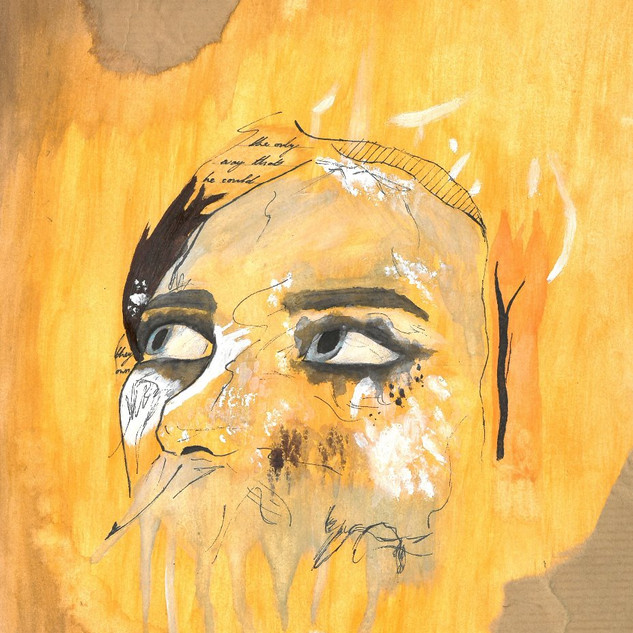 Experimental Portrait Piece