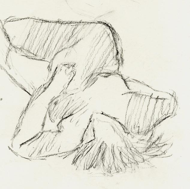 Lay Down - head angle