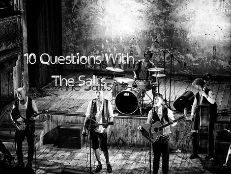 10 Questions With The Salts