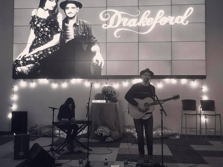 Album Review - The Venture - Drakeford - 2018