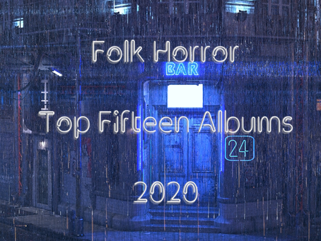 Top Fifteen Albums of the Year - Part Two