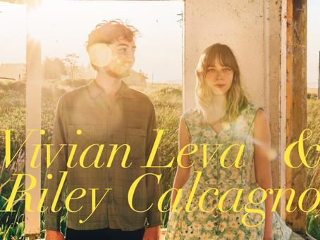 Album Review – Vivian Leva & Riley Calcagno -  Vivian Leva & Riley Calcagno – 2021