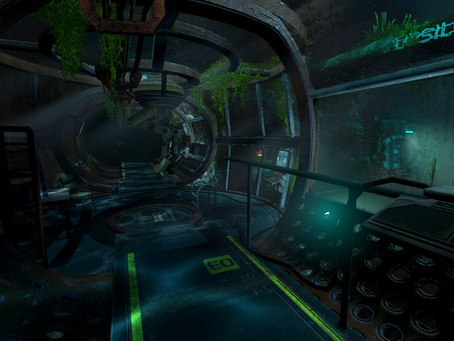 Game Review - SOMA - Frictional Games - 2015