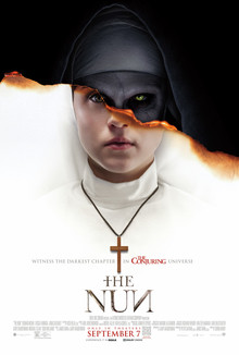 Film Review - The Nun - 2018