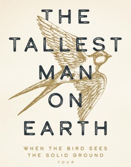 E.P. Review - When The Bird Sees The Solid Ground - The Tallest Man On Earth - 2018