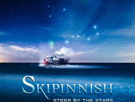 Album Review - Skipinnish - Steer By The Stars - 2019
