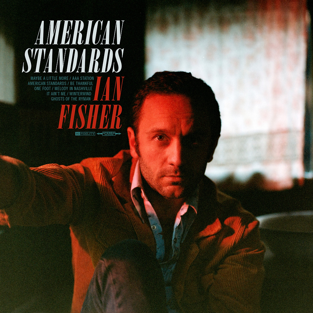 Ian Fisher, interview, folk music, American Standards