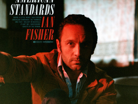 Album Review – American Standards – Ian Fisher – 2021