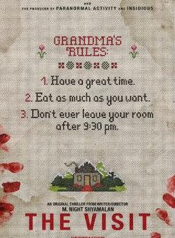 Film Review - The Visit - 2015