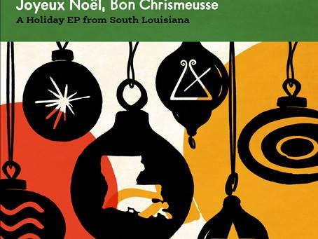 E.P Review - Joyeux Noel, Bon Chrismeusse - Chas Justus -2020