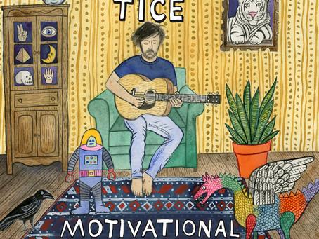 Album Review - Motivational Speakeasy - Jordan Tice - 2020
