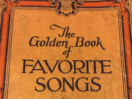 Album Review – The Golden Book of Favorite Songs – Seth Martin & The Dish Boys – 2021