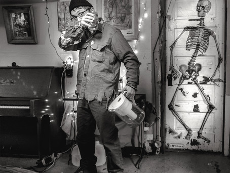 Album Review - False God - Felix Hatfield - 2020