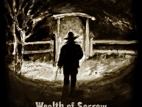 Album Review - Wealth of Sorrow - Cahalen Morrison - 2020