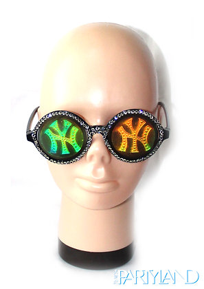 Peace Sign Sunglasses