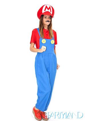 "Mario from ""Super Mario"""