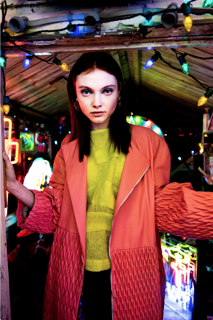 Bullett Magazine - Neon Child