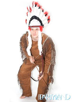 Native Indian Man