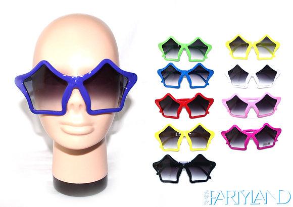 Star Shape Sunglasses