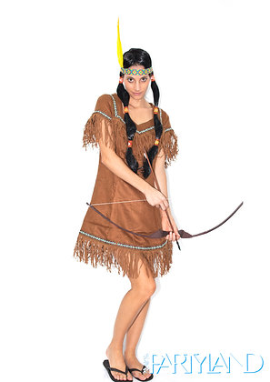 Native Indian Woman