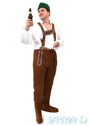 German Beer Man