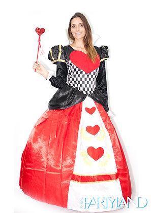 "Red Queen from ""Alice in Wonderland"""