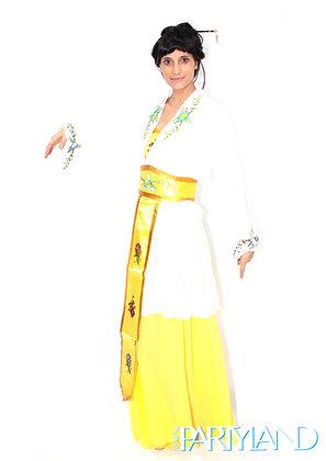 Traditional Korean Woman