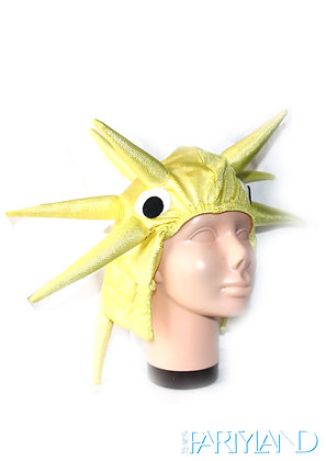Spikes Yellow Hat